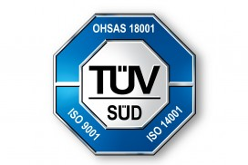 ISO 9100 - ISO 14001 - OHSAS 18001
